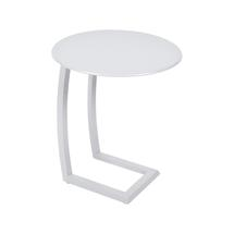 Alize Low Offset Table - Cotton White
