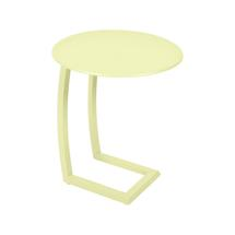 Alize Low Offset Table - Frosted Lemon