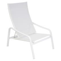 Alize Deckchair - Cotton White