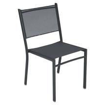 Costa Stacking Dining Chair - Stereo Anthracite