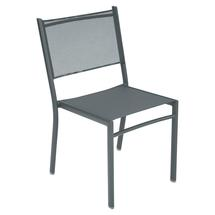 Costa Stacking Dining Chair - Storm Grey
