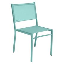 Costa Stacking Dining Chair - Lagoon Blue