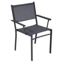 Costa Stacking Armchair - Stereo Anthracite