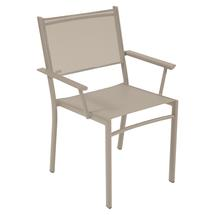 Costa Stacking Armchair - Nutmeg