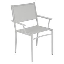 Costa Stacking Armchair - Steel Grey
