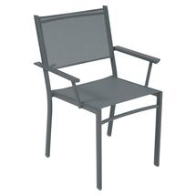 Costa Stacking Armchair - Storm Grey