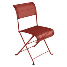 Dune Premium Chair - Stereo Red Ochre