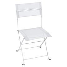 Latitude Folding Chair - Cotton White