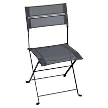 Latitude Folding Chair - Stereo Anthracite