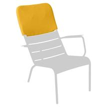 Luxembourg Low Armchair Headrest - Honey