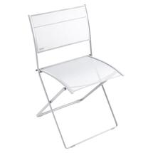 Plein Air Folding Chair - Cotton White