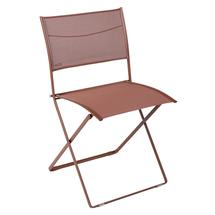 Plein Air Folding Chair - Stereo Red Ochre