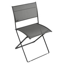 Plein Air Folding Chair - Liquorice