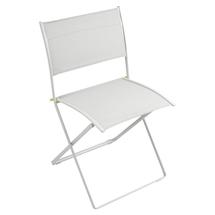 Plein Air Folding Chair - Steel Grey