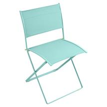 Plein Air Folding Chair - Lagoon Blue