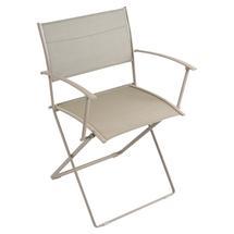 Plein Air Folding Armchair - Nutmeg