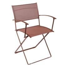 Plein Air Folding Armchair - Stereo Red Ochre