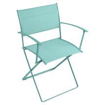 Plein Air Folding Armchair - Lagoon Blue