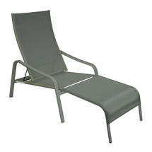 Alize Deckchair/Footrest - Rosemary