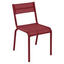 Oleron Chairs x 4 - Chilli