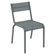 Oleron Chairs x 4 - Storm Grey