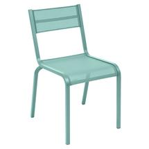 Oleron Chairs x 4 - Lagoon Blue