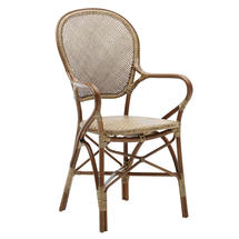 Rossini Dining Armchair - Antique
