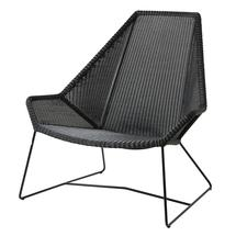 Breeze Highback Chair  - Black