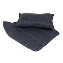 Breeze lounge chair cushion set - Dark blue