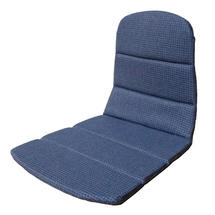 Breeze chair seat/back cushion - Blue