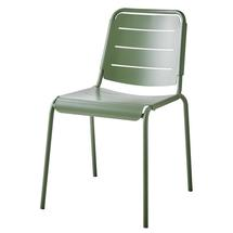 Copenhagen city chair, stackable - Olive green