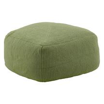 Divine footstool - Olive green