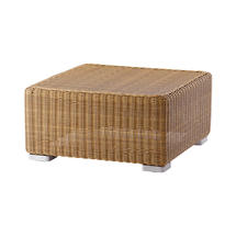 Chester Footstool - Natural