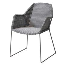 Breeze Dining Armchair - Light Grey - 6 for 5 Offer