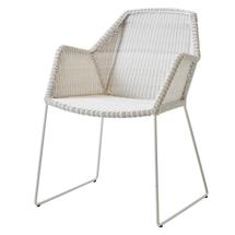 Breeze Dining Armchair - White Grey - 6 for 5 Offer