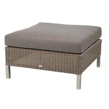 Connect Footstool - Taupe Cushion