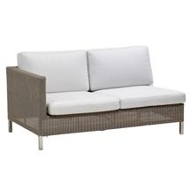 Connect 2 Seat Right Module - White Cushions