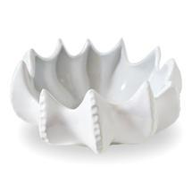 White Sea Shell Bowl