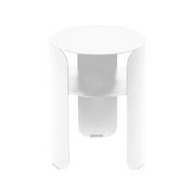 Bebop Side Table - Cotton White