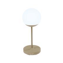 Mooon! 63cm Tall Lamp - Nutmeg
