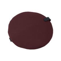Round Chair Seat Cushion - Burgundy