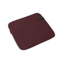 Luxembourg Outdoor Seat Cushion - Burgundy