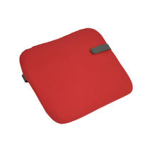 Luxembourg Outdoor Seat Cushion - Candy Red