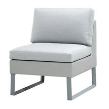 Flex single seater module - Light grey