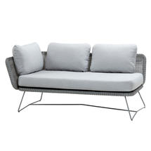 Horizon 2 Seat Sofa - Right Module - Light Grey
