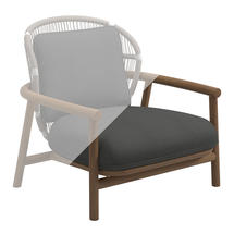 Protective Cover for Fern Low Back Lounge Chair