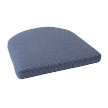 Kingston Woven Lounge Chair Cushion - Blue