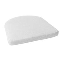 Kingston Woven Lounge Chair Cushion - White