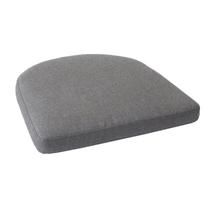 Kingston Woven Lounge Chair Cushion - Grey
