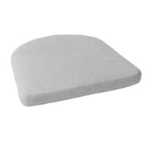 Kingston Woven Lounge Chair Cushion - Light Grey